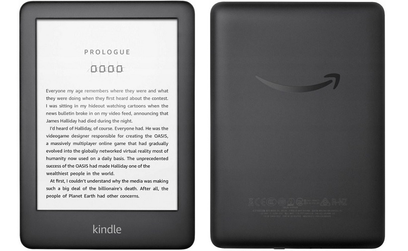 Cyfra.eu - Amazon Kindle Touch 10
