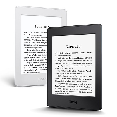 Cyfra.eu - Czytnik Amazon Kindle Paperwhite 3