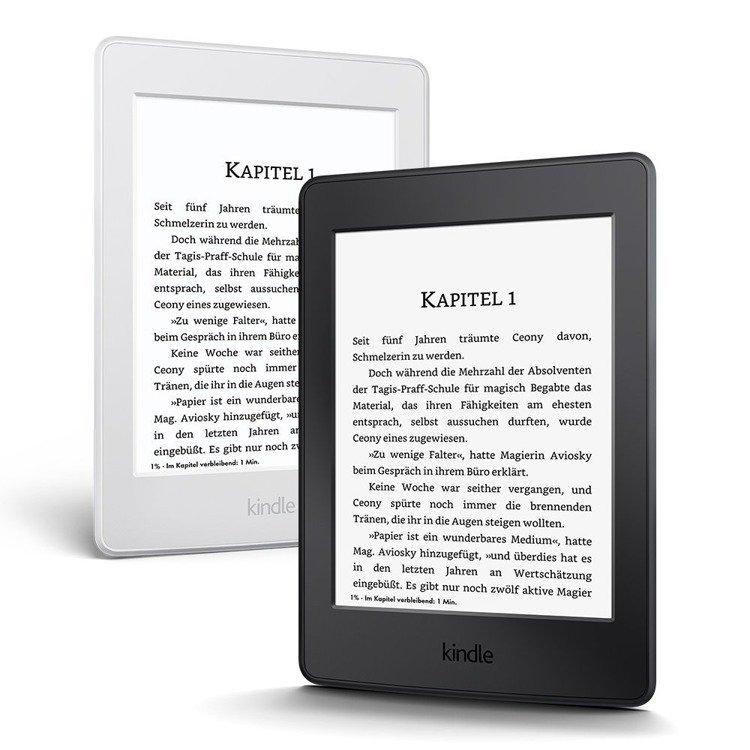 Czytnik Amazon Kindle Paperwhite 3 Biały Z Reklamami
