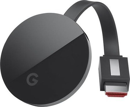Adapter Google Chromecast Ultra 4K