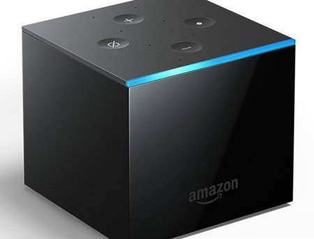 Amazon Fire TV Cube odtwarzacz multimediów Alexa