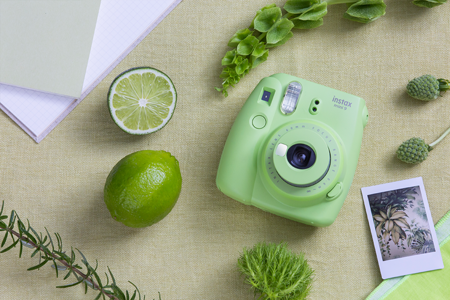Aparat FujiFilm Instax mini 9 Lime Green