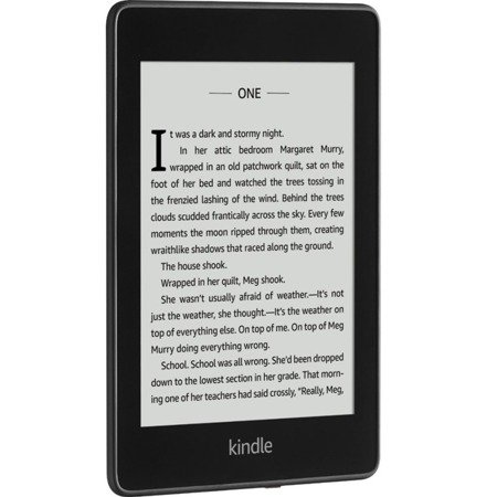 Czytnik Amazon Kindle Paperwhite 4 2019 32 GB z reklamami czarny + Etui