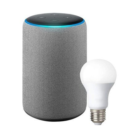 Głośnik Amazon ECHO PLUS 2nd Generation  - szary