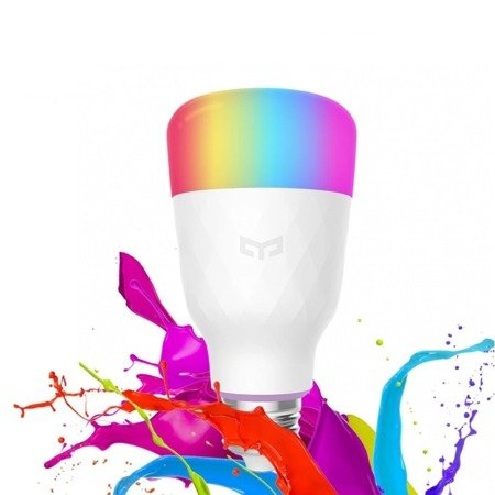 Inteligentna żarówka E27 Xiaomi Mi LED Smart Bulb Color Wi-Fi