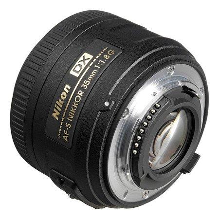 Obiektyw Nikon Af S Dx Nikkor 35 Mm F 1 8g Obiektywy