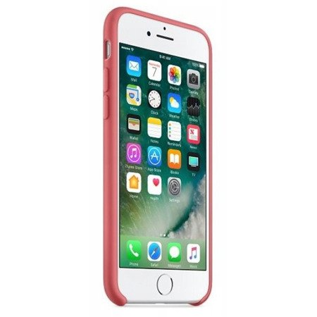 Silikonowe etui do Apple iPhone 7/8 Camelia