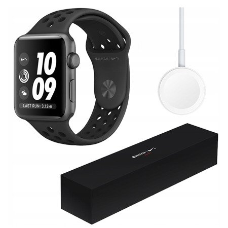 Smartwatch  Apple Watch 3 Nike+ Space Gray 38 mm