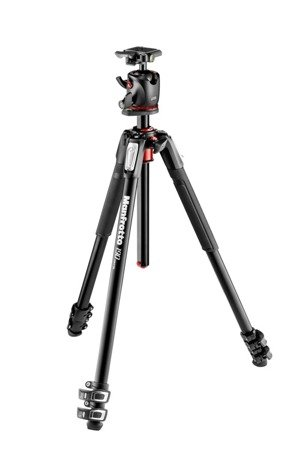 Statyw Manfrotto 190XPRO3+BHQ2