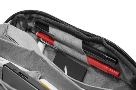 Wkład Travel Line Peak Design Tech Pouch Black - czarny